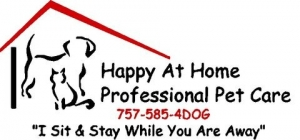Happy At Home Professional Pet Care