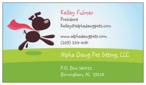 The Leader in Pet Sitting Service!