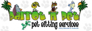 Parrot 'n' Pet Sitting Services