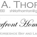 Shirl Thornton Lake Lake LBJ Real Estate