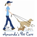 Amanda's Pet Care | Arlington Dog Walker & Pet Sitter