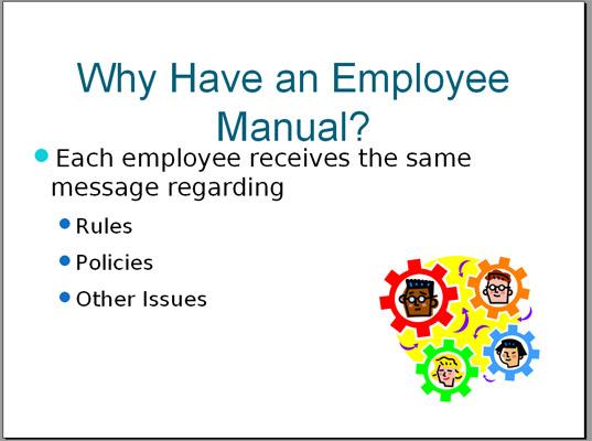 How to Create a Pet Sitting Employee Manual – Employee Manual