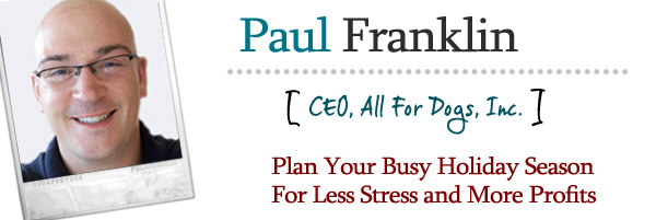 Plan Your Busy Holiday Season For Less Stress and More Profits