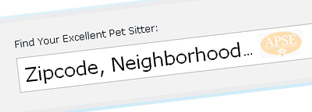 pet sitter locator
